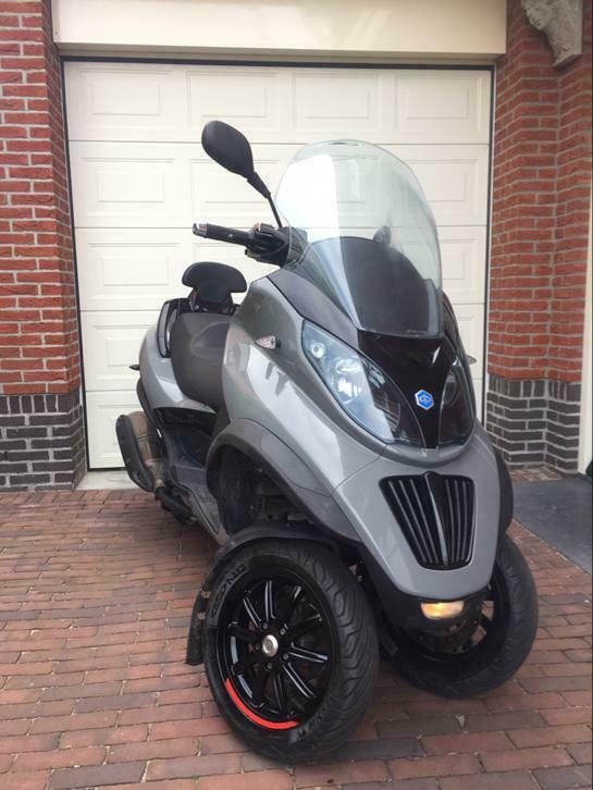 Piaggio Mp3 400 lt 2010 Nardo Grey